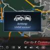 Mercedes-Benz научил автомобили общаться друг с другом