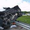 Два человека погибли в автомобильной аварии на МКАД