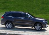 Jeep Grand Cherokee нового поколения не будет конкурировать с BMW X6