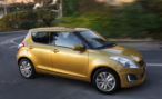 В Интернете появились изображения обновленного Suzuki Swift