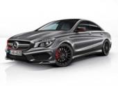 Mercedes-Benz представляет спецсерию Edition 1 для CLA 45 AMG