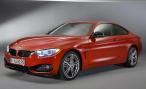 В России стартовали продажи купе BMW 4-Series