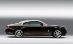 Rolls-Royce Wraith. На Москву