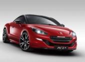 Peugeot представляет купе RCZ R
