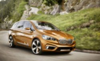 BMW Concept Active Tourer Outdoor. Отдых в актив