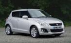 Suzuki показала обновленный Swift