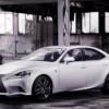 В России начались продажи Lexus IS нового поколения