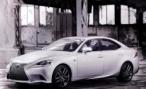 Новый Lexus IS. Лучше и дешевле