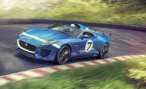 Концептуальный Jaguar Project 7 показали на Фестивале скорости в Гудвуде