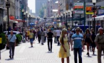 К 1 сентября в Москве появится несколько новых пешеходных зон