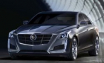 Cadillac разработает новый флагманский седан в течение двух лет