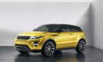 Land Rover привез в Россию Range Rover Evoque по-сицилийски