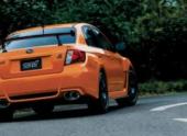 Премьера Subaru WRX STI состоится в Детройте