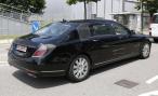 Daimler может зарезервировать имя Maybach за сверхдлиннобазовым S-class