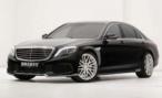 Mercedes-Benz S-class нового поколения будет значительно легче