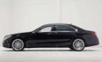 В Германии стартовала ручная сборка Mercedes-Benz S-class Guard
