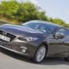 Mazda3 седан. Первые официальные фотографии