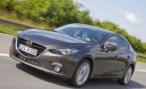 Объявлены российские цены на новую Mazda3
