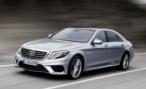 Mercedes-Benz S 63 AMG. Особенная легкость