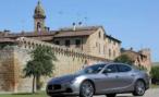 2014 Maserati Ghibli в картинках