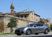 Maserati Ghibli. В России от 3,35 млн рублей