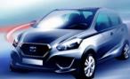 Datsun опубликовал тизер своей первой модели для России