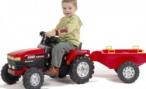 Как выбрать детский трактор для ребенка от 3 до 7 лет
