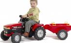 Выбираем детский трактор для ребенка от 3 до 7 лет