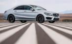 Российская квота на Mercedes-Benz CLA полностью исчерпана