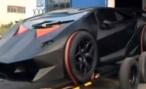 В Киргизии из металлолома построили Lamborghini Sesto Elemento