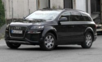 Выход Audi Q7 нового поколения откладывается