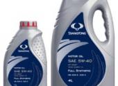 SsangYong представляет в России собственное моторное масло