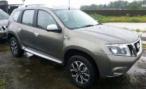 Nissan Terrano поймали без камуфляжа