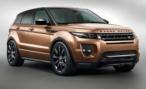 Обновленный Range Rover Evoque получил 9-ступенчатый «автомат»