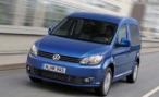 Volkswagen Caddy BlueMotion. От Москвы до Ленинграда