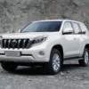 Toyota Land Cruiser Prado рассекретили в YouTube
