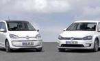 Volkswagen e-Golf и e-up! Чистое электричество