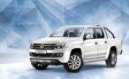 Volkswagen представляет Amarok и Caddy в версии Sochi Edition
