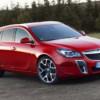 Как Opel перезарядил универсал Insignia OPC