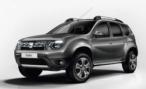 Dacia показала Duster до премьеры во Франкфурте