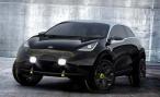 Kia Motors разрабатывает кроссовер на базе Kia Rio