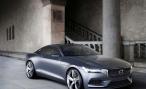 Volvo Concept Coupe. Никакой не «Ситроен»