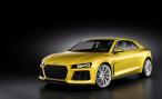 Audi Sport quattro concept. Наследник