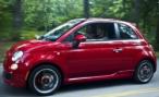 В России стартовали продажи спортивного Fiat 500 Sport