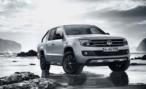 Volkswagen отметил Amarok «Темной меткой»