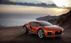 Audi Nanuk quattro concept. Немецкий ответ Giugiaro