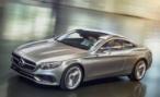 Mercedes-Benz Concept S-class Coupe. Красота и ум