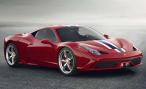 Ferrari 458 Speciale. Специальный гость