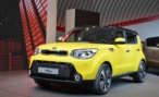 Kia Motors провела премьеру европейской версии Kia Soul