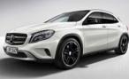 Mercedes-Benz публикует новые детали о GLA Edition 1
